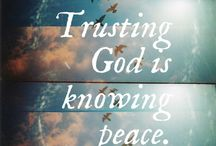 Only God can give us true peace