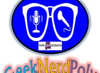 Podcasts Stuff / Embeds of my GeekNerdPoly podcasts!