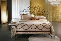 LETTI IN FERRO BATTUTO / Idee e proposte per decorare e arredare camere da letto con letti in ferro battuto. Top Home, il tuo negozio online di arredamento