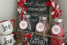hot chocolate and chocolate bar ideas