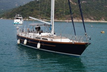 Sailing in Hong Kong / www.escapeyachting.com