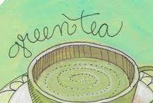 Green Tea Time ☾ / Beauty blog