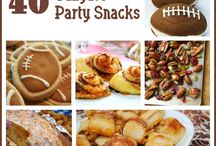 Football Foods! / by Ashley Koss