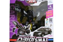 Hello Carbot / Transformer Robot