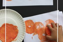 Autumn / The leaves are changing colors and the temperature is cooling off. Check out fall crafts and activities here!