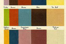 Historisk Fargebruk