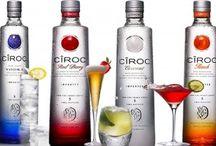 Vodka / Cîroc flavours