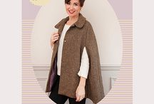 sewing - patterns - outerwear