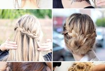 Hair to try in 2015 / by Grace White