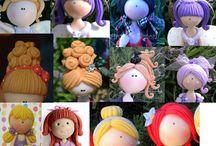 peinados en color