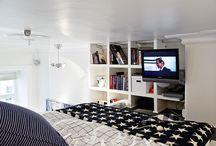 Small interiors ideas / Pomysły na małe wnętrza / You are planning to #redesign a #small #apartment? Check our smart tips how to design small #interiors with examples / Planujesz przeprojektować małe ciasne mieszkanie? Sprawdź nasze wskazkówki jak projekować wnętrza małych mieszkań