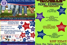 Month of the Military Child April 2013