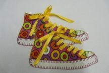 Aplicaciones zapatos