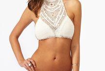 mesh swimwear