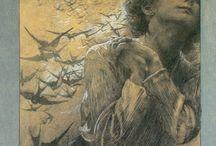 Mucha (art nouveau) / by Patricia Denny