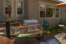 BBQ's Fire Pits & Fireplaces