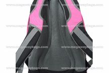 Ergonomic Backpack Daypack Pack -Super Soft Back Foam Design #MegawayBags