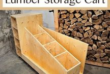 Timber storage