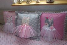 Kids sewing projects / Pillows