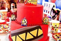 Power Rangers Dino Charge Party Ideas! / Go go Power Rangers! Dino Charge your party with fierce birthday party ideas for decorations, games, food, favors and more! / by Party City