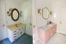 Před & Po, interiéry