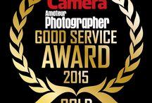 Jessops 2014 + 2015 Awards