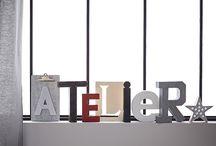 Deco avec lettres