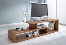Muebles decoración en madera