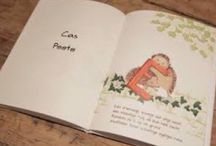 Kinderboekjes / Binnenkant kinderboekjes
