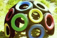 kerti játékok