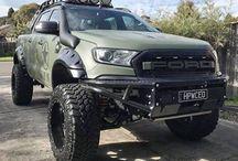 Raptor et pick-up