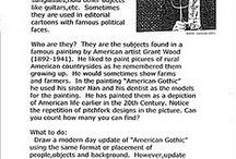 Art appreciation-2nd grade