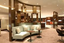 interior / ▲airport lounge