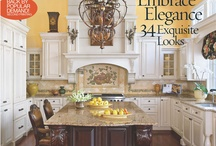 Awesome Kitchens / Ideas for upcoming kitchen renovation! / by Diane Harrison