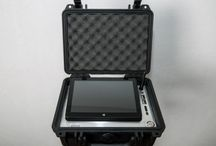 Drones Omega mini portable ground station