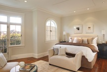 Master Bedroom / by Nicole McCaulley