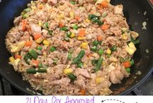 Healthier meals (21 day fix approved)