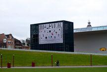 Museumplein, Amsterdam / Museumplein, Amsterdam December 2013 - January 2014