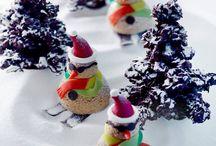 크리스마스 트리슈 , 헐리지유즈 choux