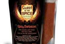 Recipes with Spicy Barbacoa / This spicy blend gets its heat from habanero and chipotle peppers. It's super flavorful and makes the best turkey burgers...or any burger for that matter. Also great on pork chops, fish tacos, corn-on-the-cob, spicy mayo, tempura batter or spiced pecans.