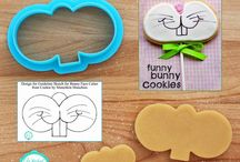 Cookie Cutters / by Suzanne Sparks (Munchkin Munchies)