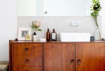 Inspiration: Thompson / midcentury modern remodel home NE Portland
