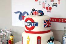 British Party / by World of Pinatas