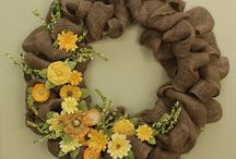 Wreaths / by Mary Judd
