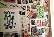 Wall art  / by Esther Davis