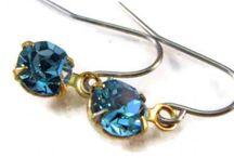 Blue / Just blues: navy, turquoise, aquamarine, teal, dark blue, light blue Sky, Ocean, Rain, Tranquility