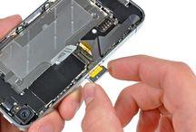 Utskifting av iPhone 4 SIM-kort
