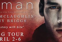 Blog Tour & Giveaway for Roman by Heidi McLaughlin and Amy Briggs