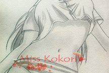 Les dessins de Miss Kokori / Quelques illustrations ouvrant une porte vers l'univers de Miss Kokori