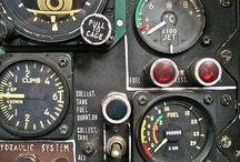 Cockpits & Instruments